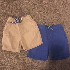 18-month Set of 2 Ralph Lauren Shorts